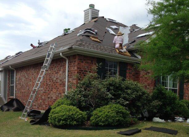 Hiring a Roofer in the DFW Metroplex