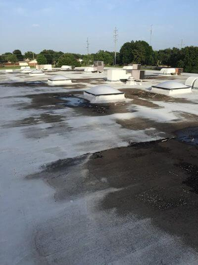 Commercial Roofing Concord Roofing & Construction Dallas Fort Worth TX
