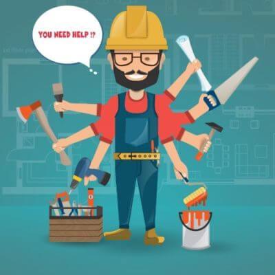 Storm Damage Property Restoration Services