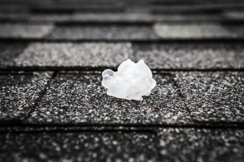 7 Tips To Identify Hail Damage To Shingles Concord