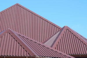 Metal Roof Concord Roofing & Construction