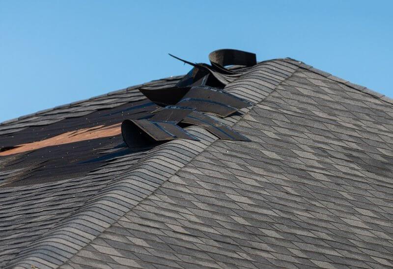 roof shingle repair