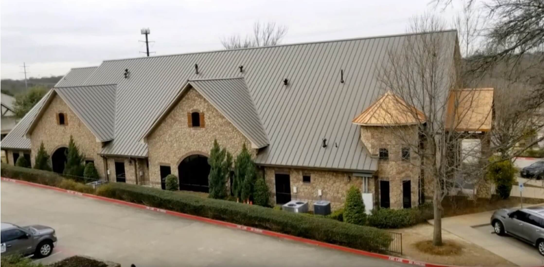 McKinney Commercial Roofing