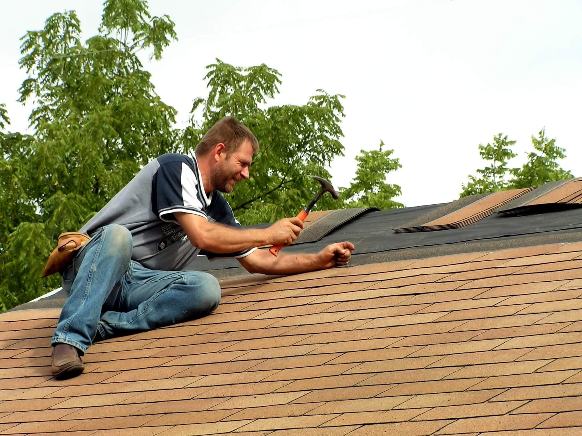 diy roofing