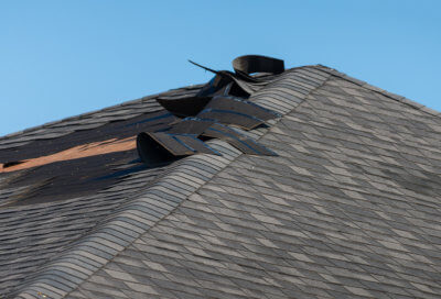 roof damages